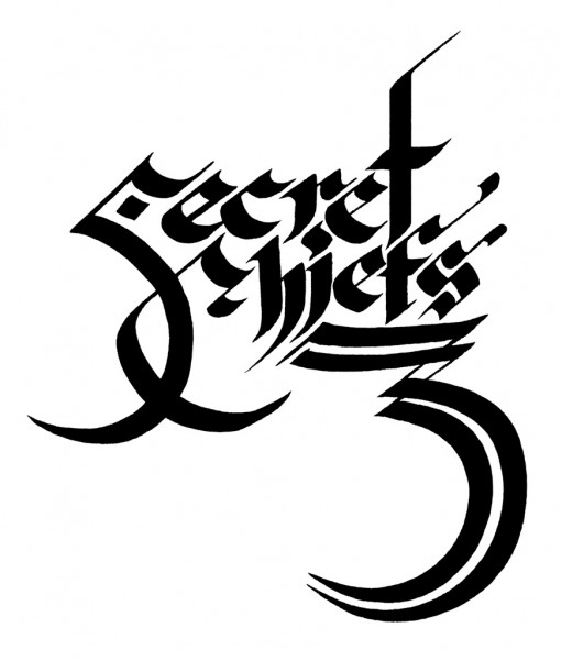 Secret Chiefs 3 Logo by butcherBaker aka Mike Bennewitz