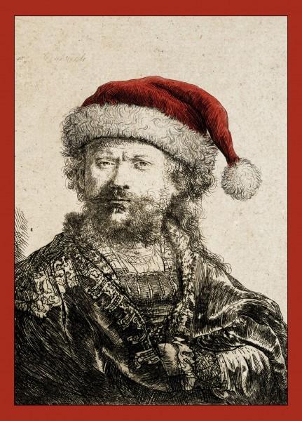 CCFA Santa Rembrandt Vs Sonofwitz ©2012