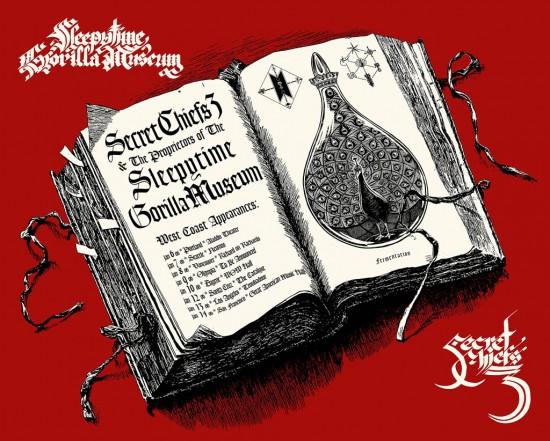Tour Poster Book of Tour: SC3 vs SGM