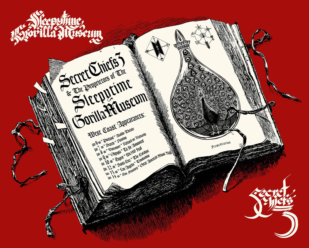 Tour Poster Book of Tour: SC3 vs SGM