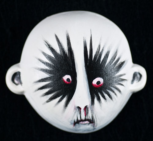 Black Metal Baby by Son of Witz