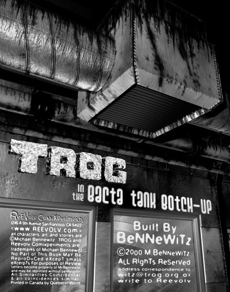 TROG In the Bacta Tank Botch-Up © Mike Bennewitz