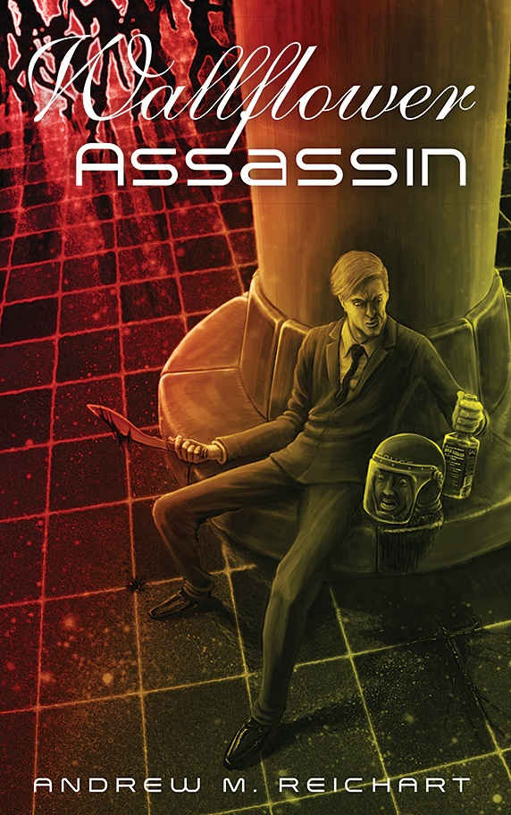 Wallflower Assasin Cover by Mike Bennewitz ©2015